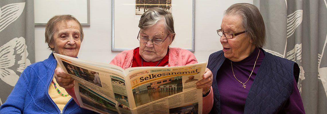 Selkokeskus » Selkosanomat, LL-Bladet