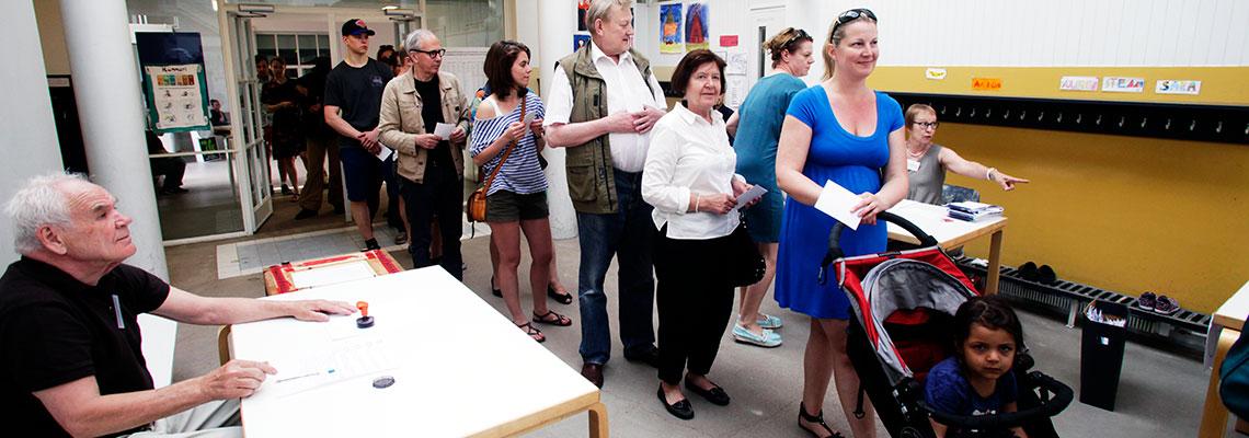 Eurovaalit Miten äänestää #Suomi