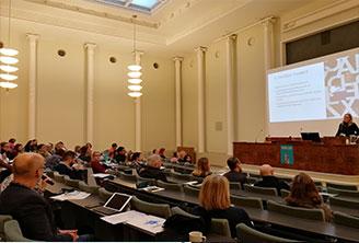 Klaara-konferenssi Helsingin yliopistolla