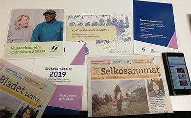Selkokielisiä julkaisuja